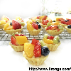 Mini fruit tarts (improved version)