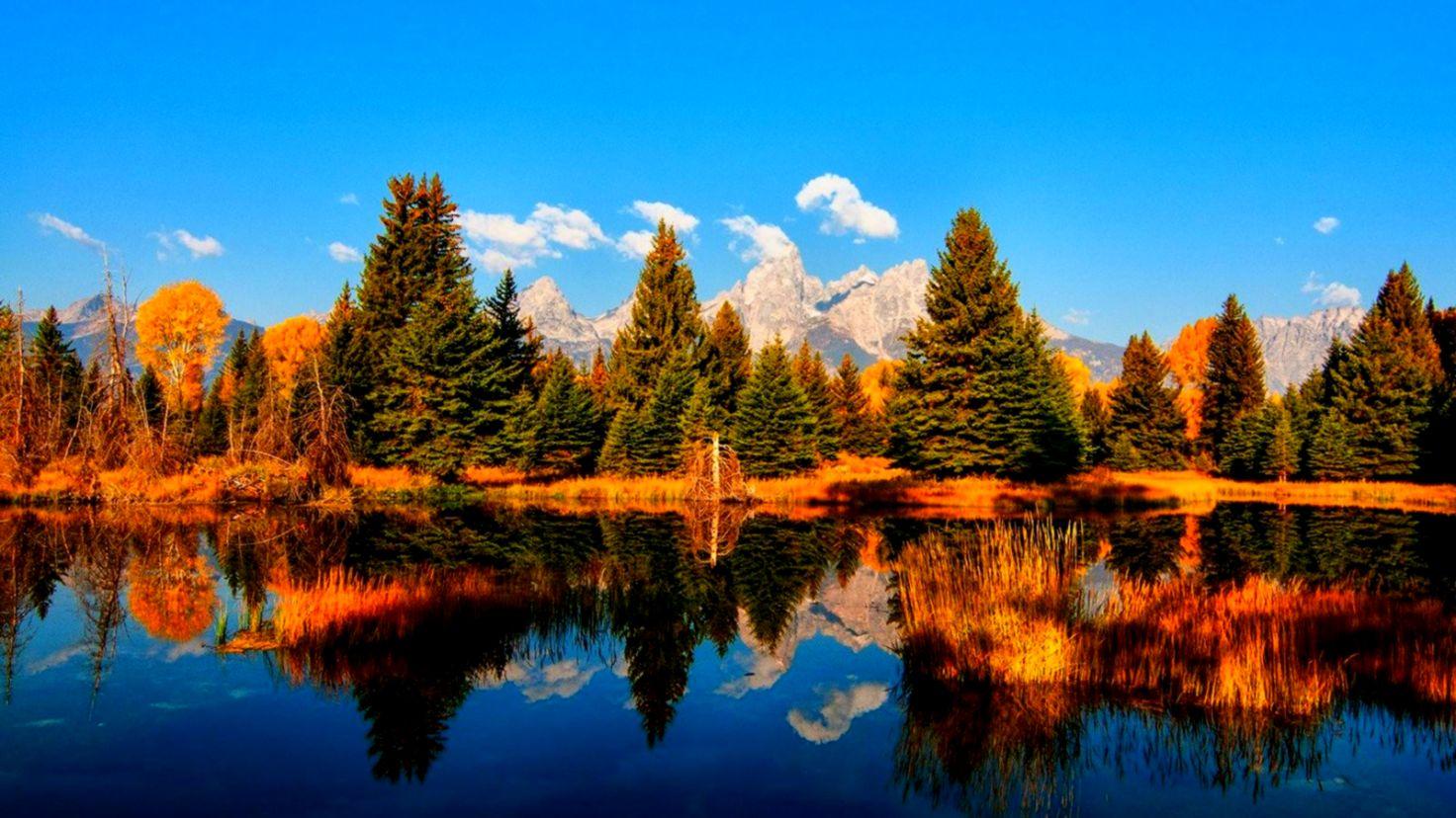 Fall Mountain Wallpaper Hd Link Wallpapers