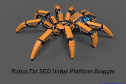 Robot.txt SEO Friendly Untuk Platform Blogger