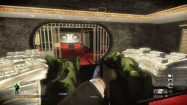 Payday The Heist PC Games Gameplay