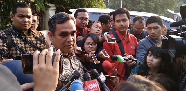 Ahmad Muzani: Prabowo-Sandi Sekarang Dikepung