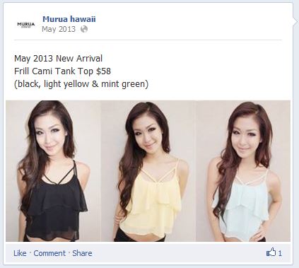 http://www.facebook.com/Murua.Hawaii‎