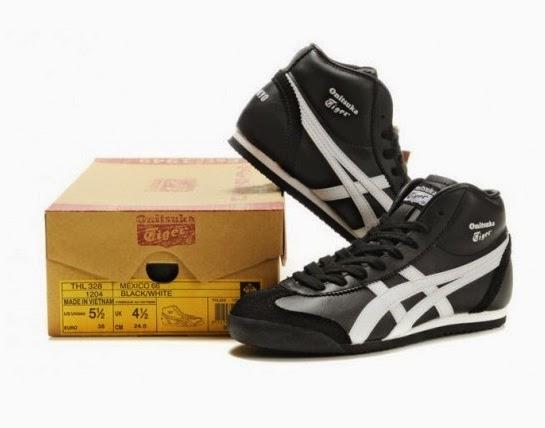 low priced e7c59 708a5 Onisuka Tiger   2012 Asics MEXICO 66 High Mens Shoes (New)