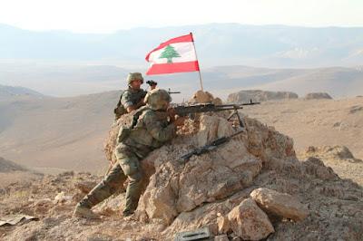 Liban: L'armée annonce le début de l'offensive pour chasser l'EI de l'est du pays dans - ECLAIRAGE - REFLEXION a4