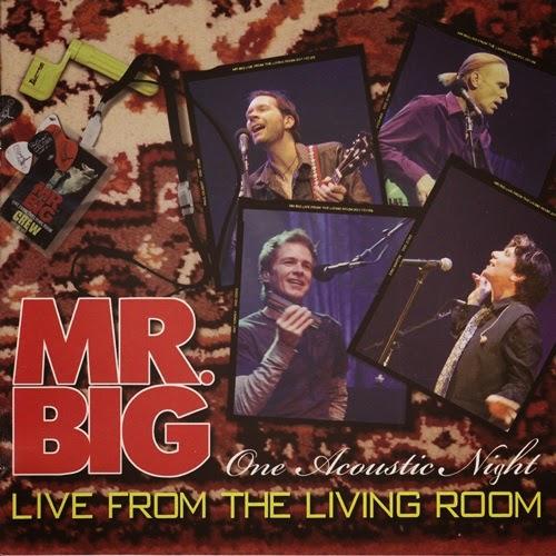 VAGONDELMETAL: Mr Big-discografia