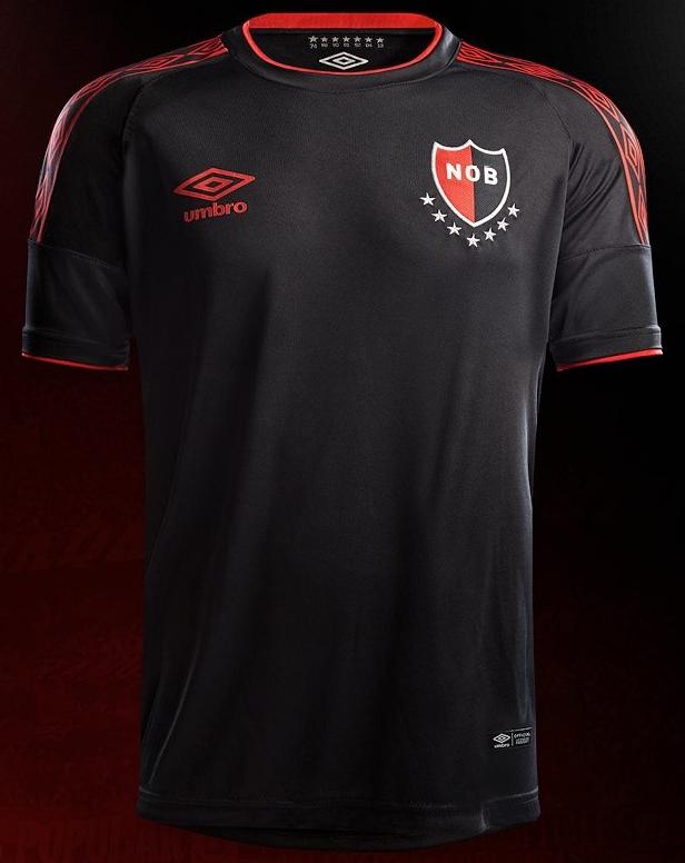 Umbro lança a nova terceira camisa do Newell s Old Boys - Show de ... a0be9f6dbeddd