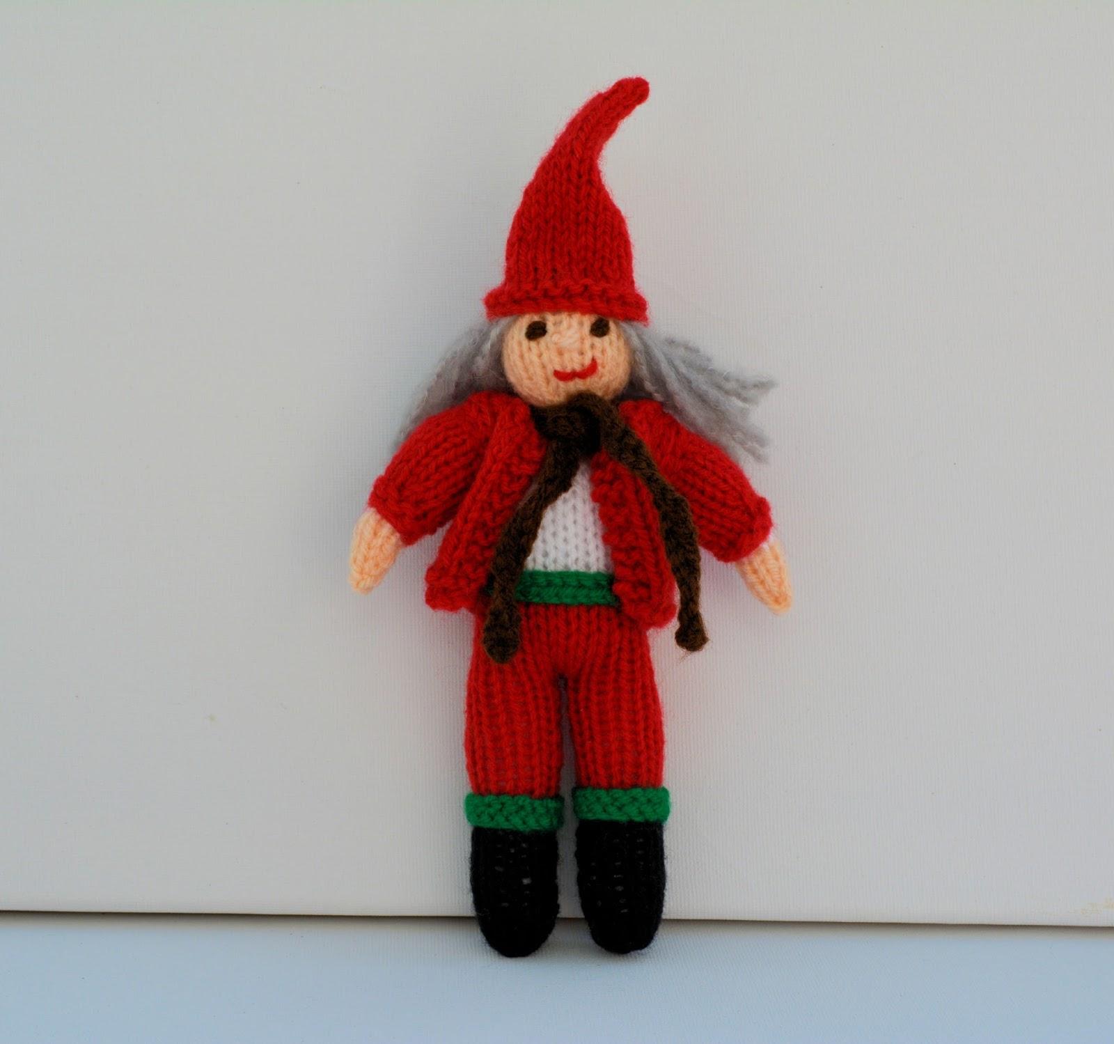 Edith Grace Designs: St. Lucia & Julenissen Christmas Elf ...