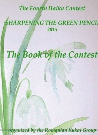 Sharpening The Green pencil 2015