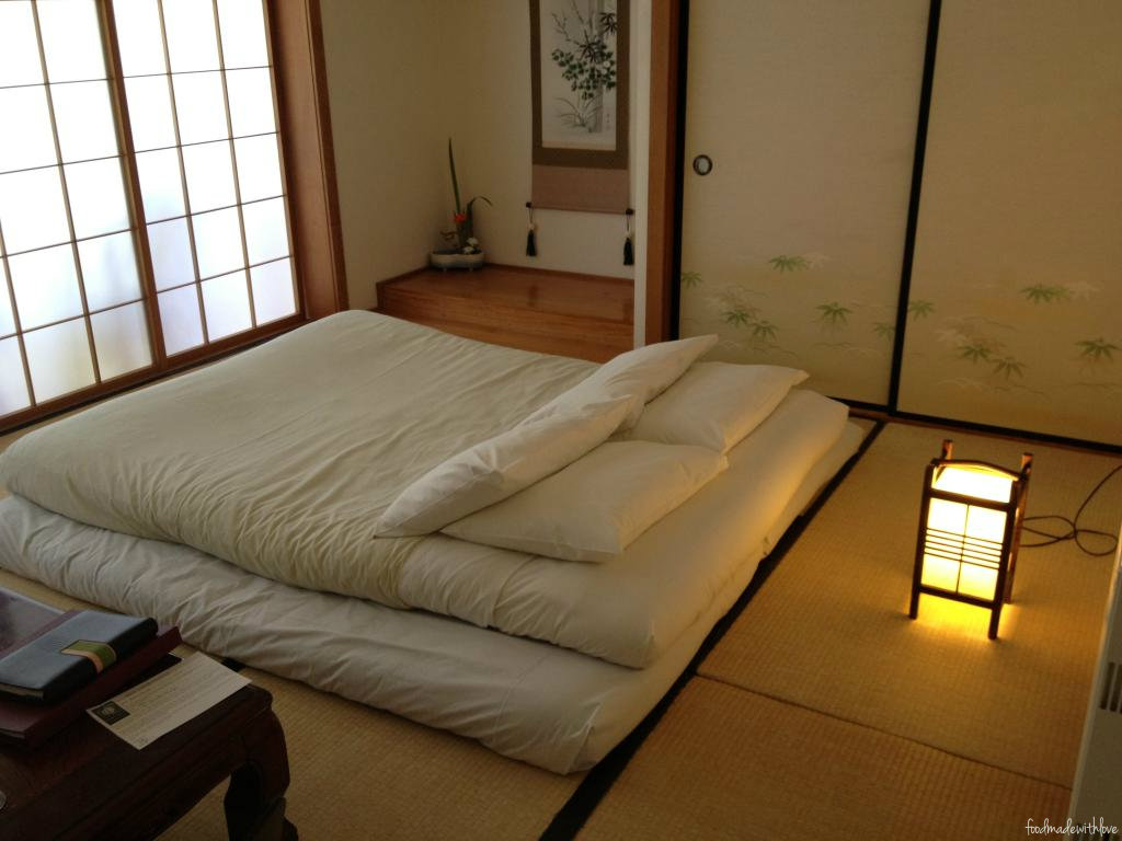 Culture With A Simple Japanese Futon Bed