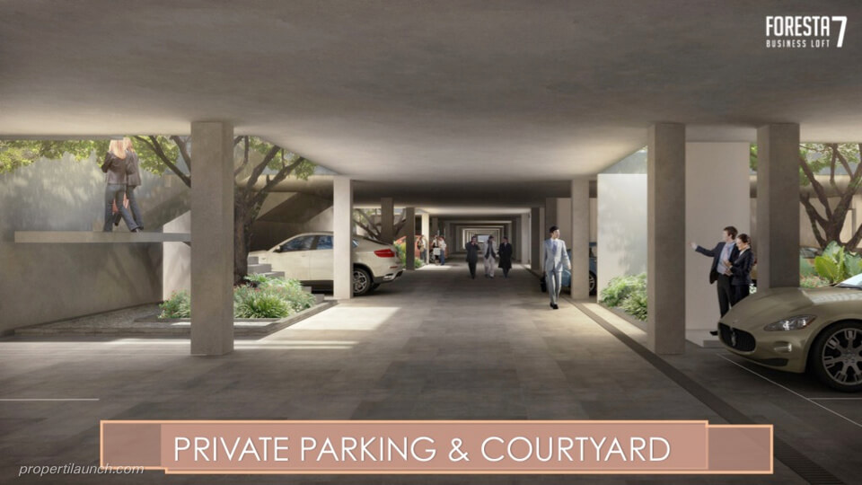 Private Parking FBL 7