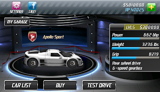 Drag Racing MOD Latest APK Unlimited Money