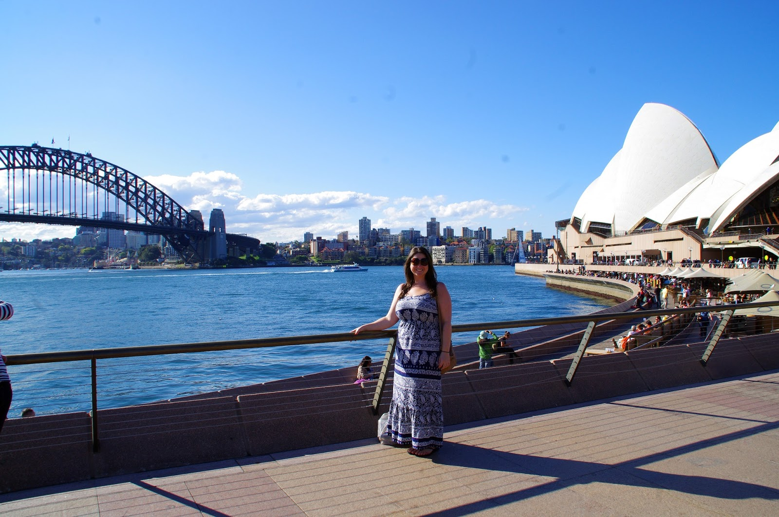 simone at the opera house