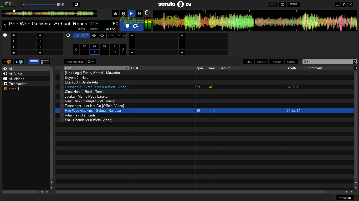 how to download serato dj