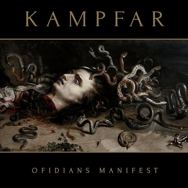 "Kampfar - Ofidians Manifest"""