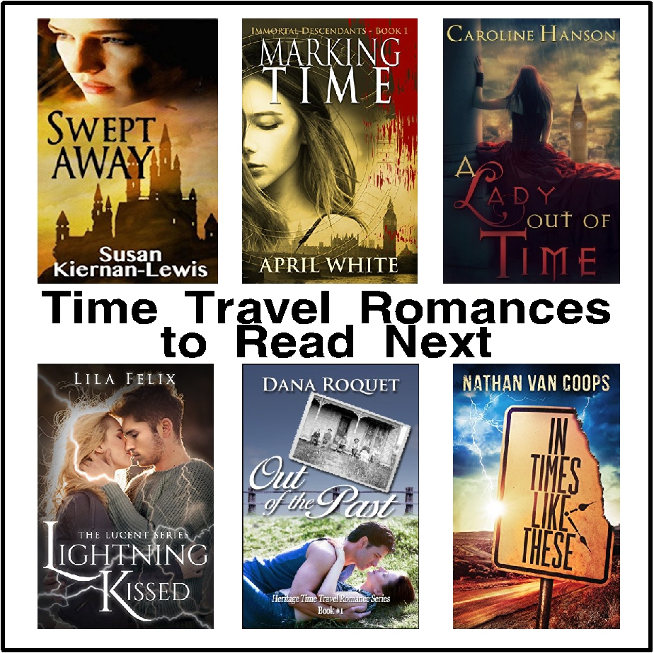 Time Travel Books Made Into movies List of Ya