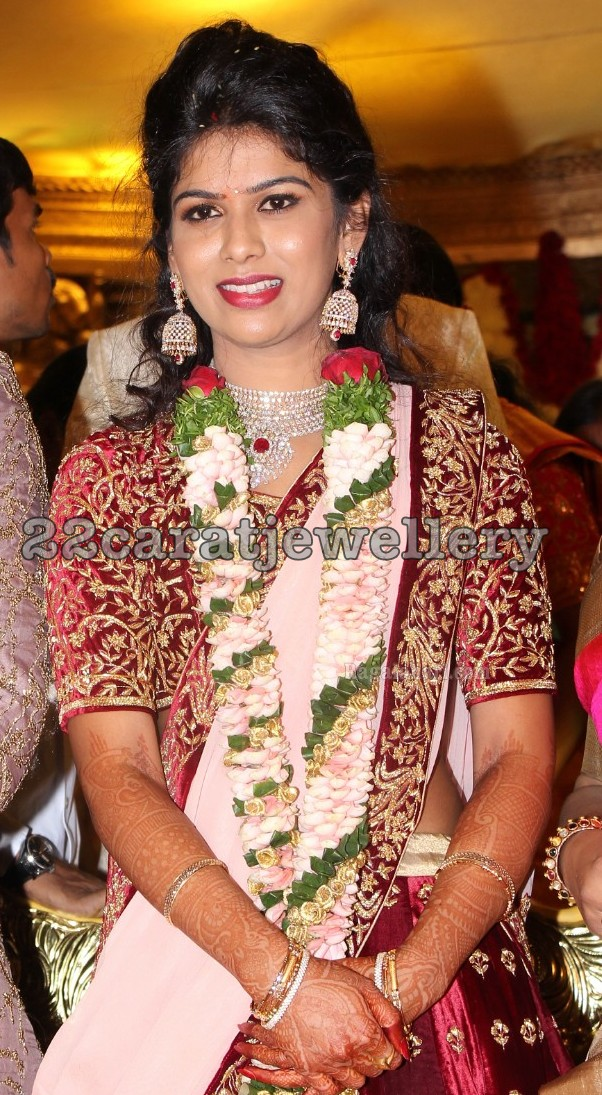 Talasani Srinivas Yadhav Daughter Wedding