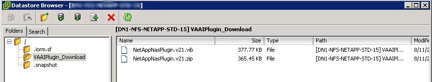 Enable and install VAAI NetApp Plugin in ESXi | TechCrumble