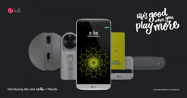 LG launches its first modular smartphone in India, the G5 with Snapdragon 820, 4GB RAM for Rs. 52990