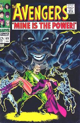 Avengers #49, Magneto