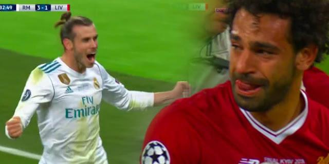بالفيديو:أهداف مباراة ريال مدريد وليفربول 3-1 في نهائي أبطال أوروبا.