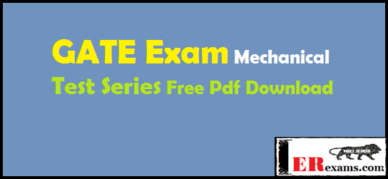 Gate Mechanical Pdf