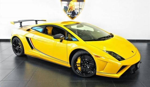 First Lamborghini Gallardo Lp570 4 Squadra Corse On Sale For