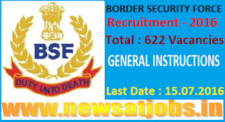 bsf+recruitment+general+instructions