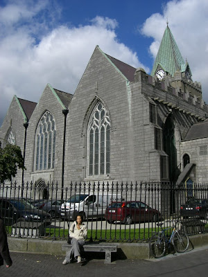 Collegiate Church of Saint Nicholas in Galway