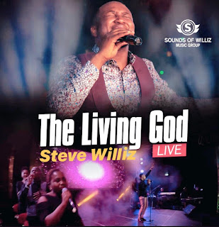 Latest Incredible Vibe: The Living God - Steve Willis