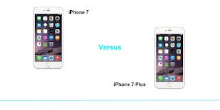 Review Apple Iphone 7 & Iphone 7 Plus - ukuran layar