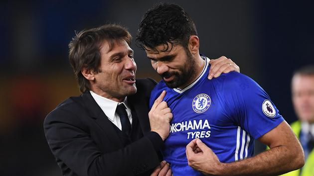 Chelsea tegaskan sudah tak butuh Diego Costa lagi