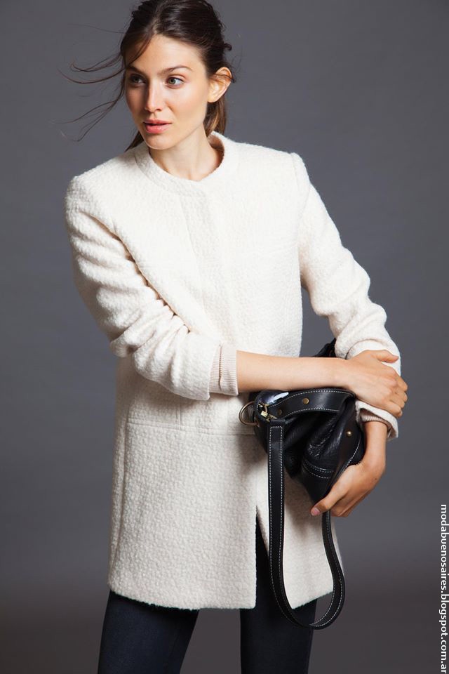 Moda invierno 2016 ropa de invierno 2016 Awada.