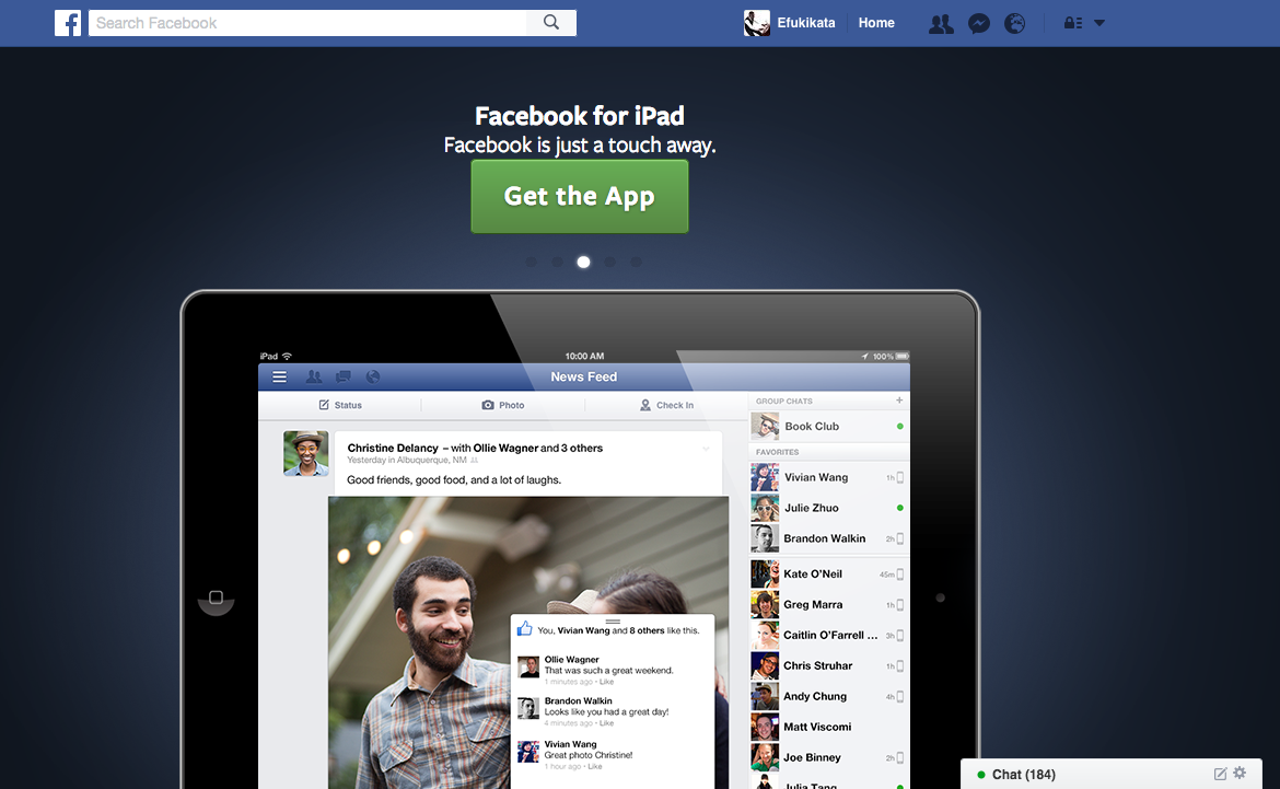 download facebook app free for iphone