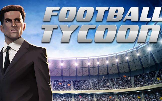 Football Tycoon v1.15 Para Hileli