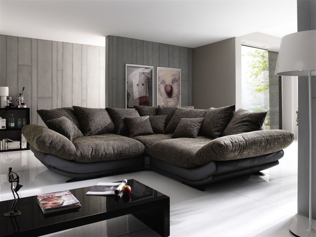 wohnzimmer couch leder - Home Creation