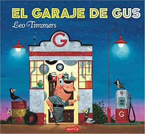 selección cuentos infantiles día del libro 2018 el garaje de gus harper kids