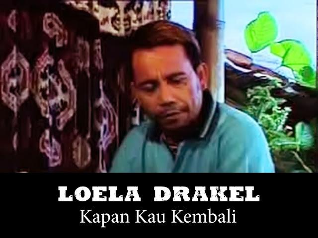 Chord Gitar Loela Drakel - Kapan Kau Kembali