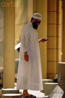 jubah putih pakaian favorit nabi
