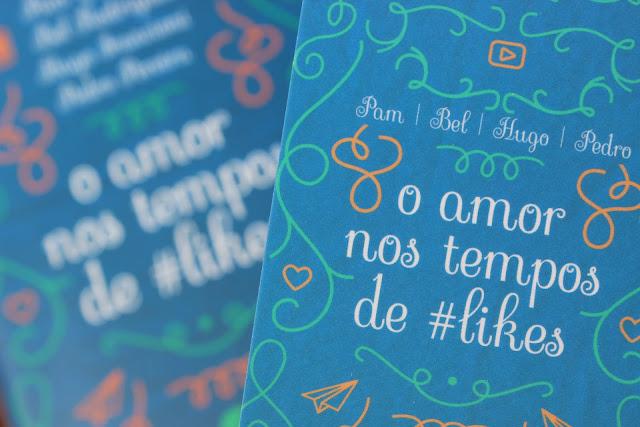 Livro O amor nos tempos de #likes