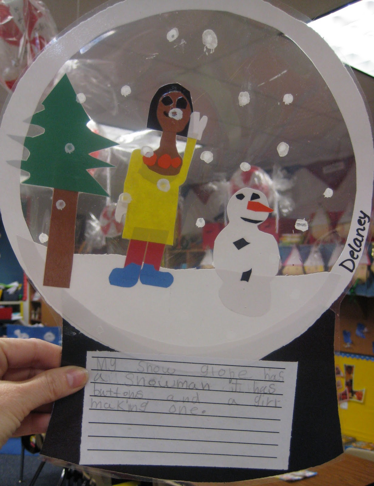 Snowman Writing Activities For Second Grade