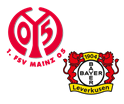 FSV Mainz - Bayer 04 Leverkusen