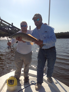 redfish fishing charters charleston sc