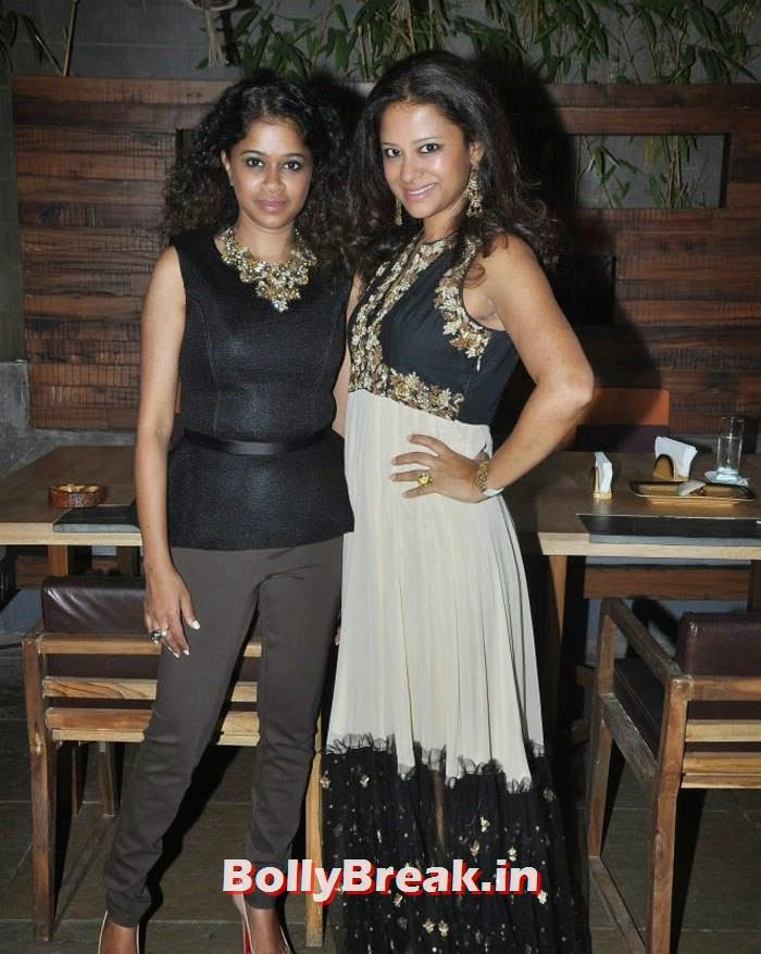 Trupti B Hermans, Preeti McConkey, Pics from Zeba Kohli's Show 'Project Seven' Preview