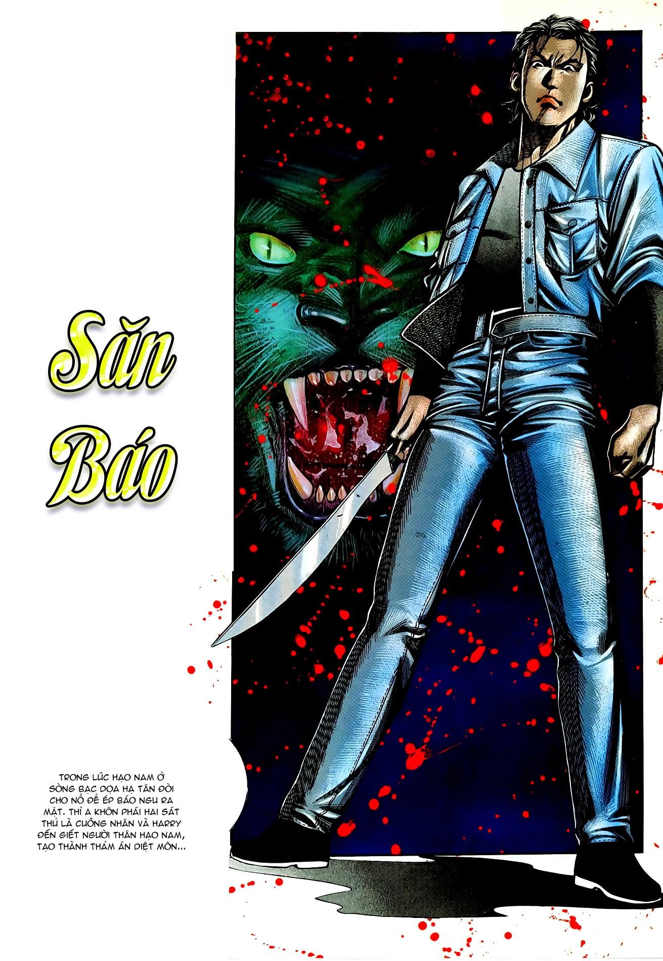 Người Trong Giang Hồ chapter 86: săn báo trang 1