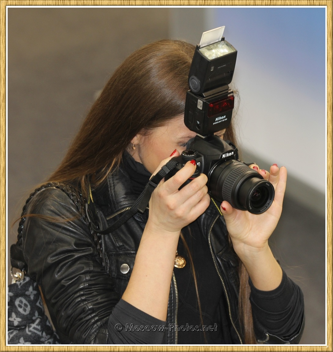Nikon Photographer at Photoforum