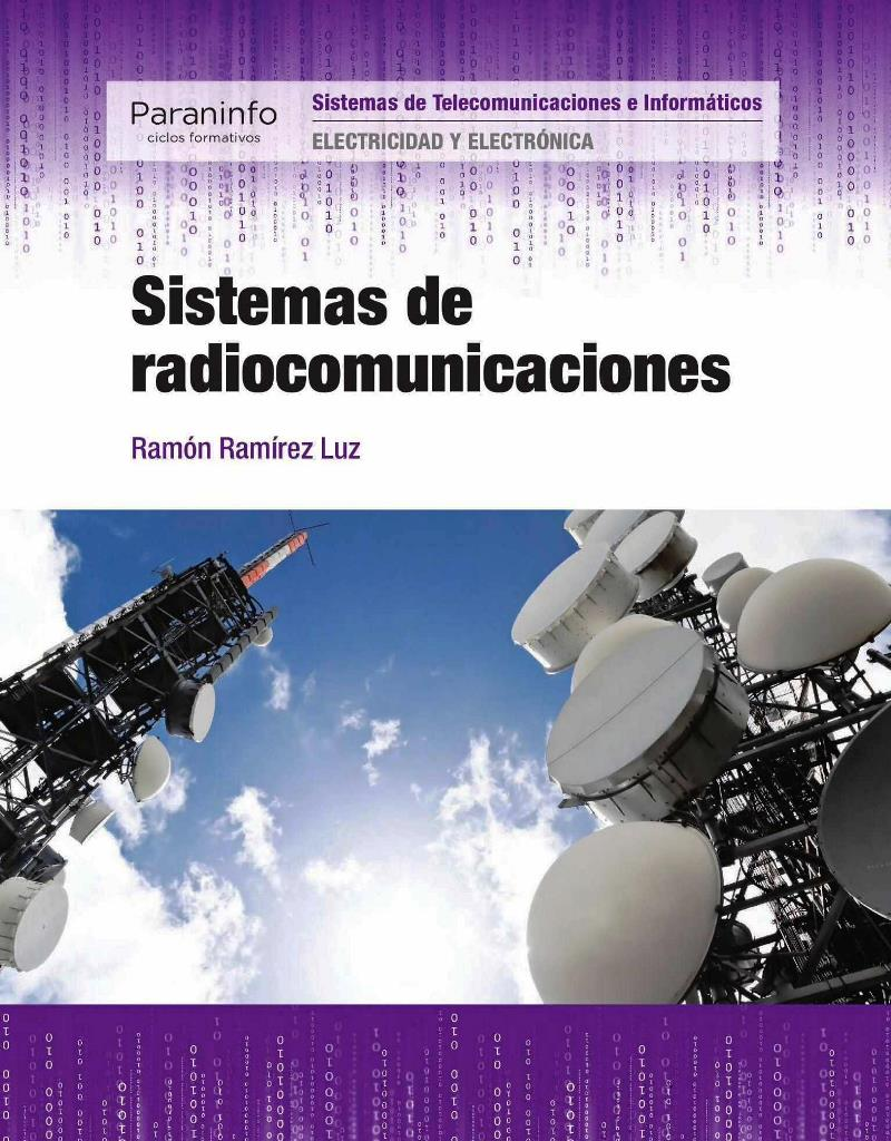 Sistemas de radiocomunicaciones – Ramón Ramírez Luz