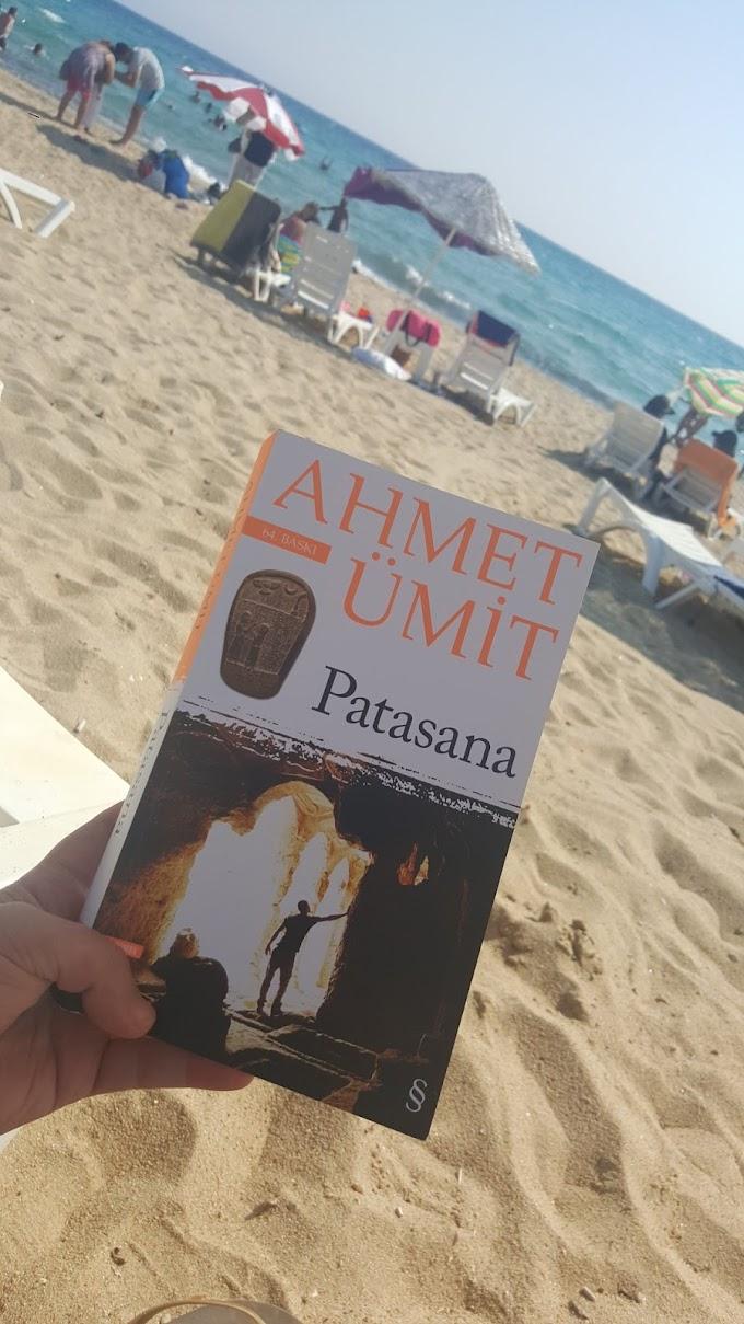 Ahmet Ümit - Patasana
