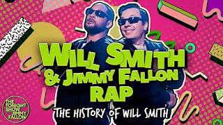 Will Smith e Jimmy Fallon Rap a história de Will Smith