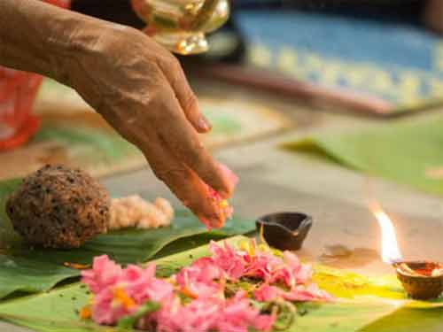 Annual Fortnight Shradh Rituals