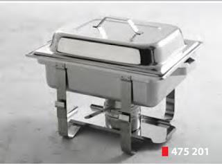 Chafing Dish GN1/2, Pret Chafing Dish, Horeca, Prezentare si Servire Bufet